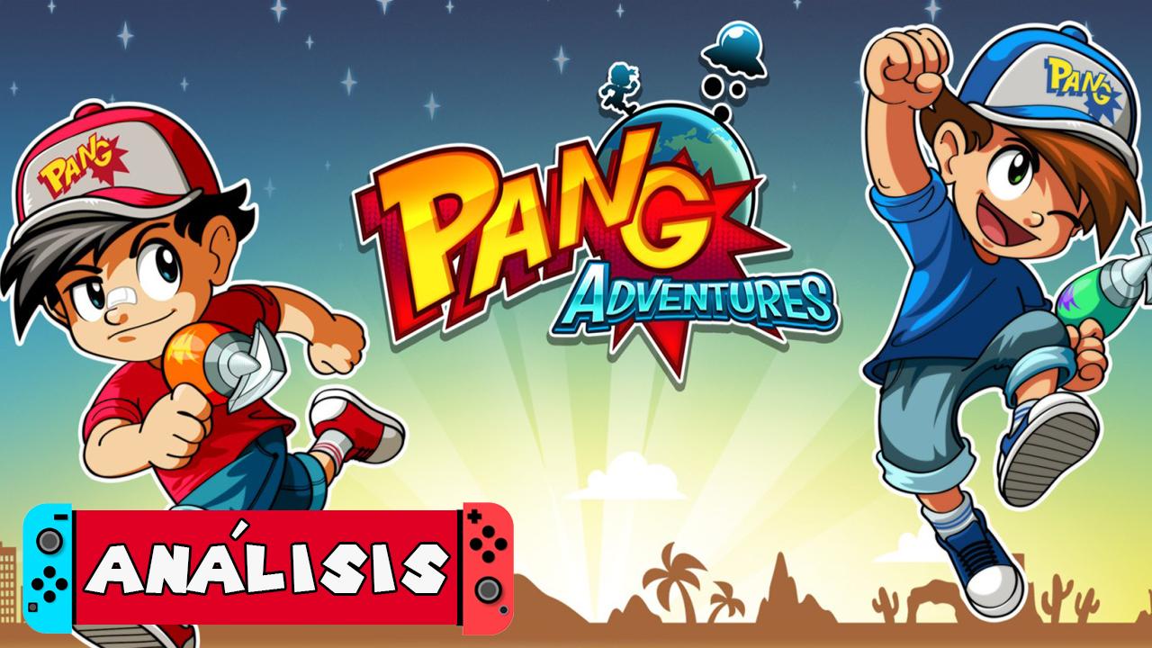 Pang Adventures Análisis